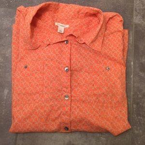 Caslon blouse